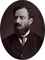 Michael Hicks Beach, Lock & Whitfield woodburytype, 1876-84