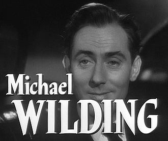 Michael Wilding (actor) - From the trailer for Stage Fright (1950)