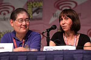 Michael Okuda - Michael and Denise Okuda