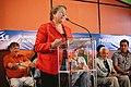 Michelle Bachelet participa en un encuentro con dirigentes sociales y vecinales de Puente Alto. (8658478384).jpg
