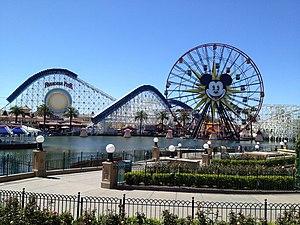 Disney California Adventure - Paradise Pier.