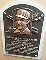Mickey Welch plaque HOF.jpg