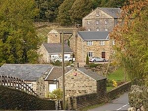Midhopestones - Image: Midhopestone geograph.org.uk 1012417