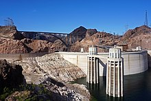 Mike O'Callaghan–Pat Tillman Memorial Bridge - Wikipedia