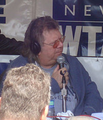 WTAM - Longtime WTAM afternoon host Mike Trivisonno