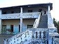 Mikindani, Tanzania, building in colonial style.JPG