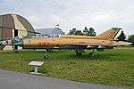 Mikoyan MiG-21MF '9107' (21549500623).jpg