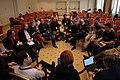 Milán, Chapters Conference 2013, diskuzní kruh.jpg