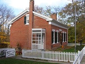 Milan, Ohio - Birthplace of Thomas Edison