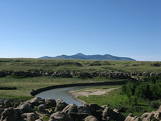 Milk River (Alberta–Montana) river in Montana, United States and Alberta, Canada