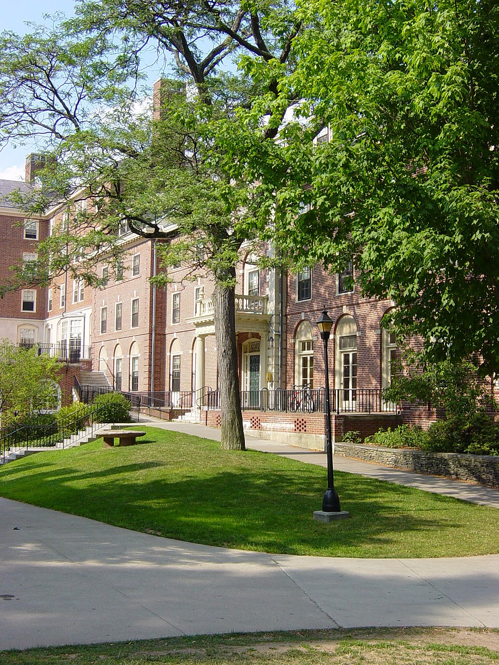 Miller Hall (Brown University, Providence, RI, USA)