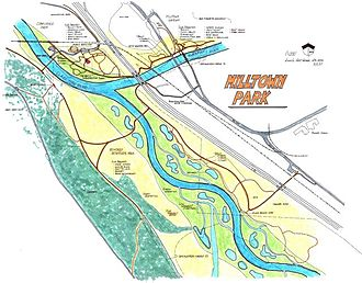 Milltown Reservoir Superfund Site - A conceptual design for the proposed state park