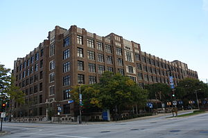 Milwaukee Area Technical College - Downtown Milwaukee campus