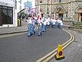 Mini parade, Omagh (09) - geograph.org.uk - 1397804.jpg