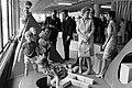 Minister Klompe opent exposities op C 70 , Rotterdam, Bestanddeelnr 923-5197.jpg