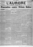 Mirbeau - Palinodies, paru dans L'Aurore, 15 novembre 1898.djvu