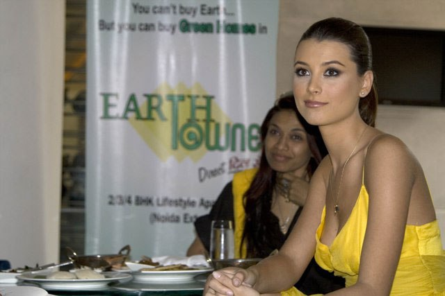 Miss Universe Visit to earth Earth infra Earth Infrastructures Limited