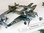 Mistel-2 A2 (Fw 190F-8w, Ju88G-1) model pic1.JPG