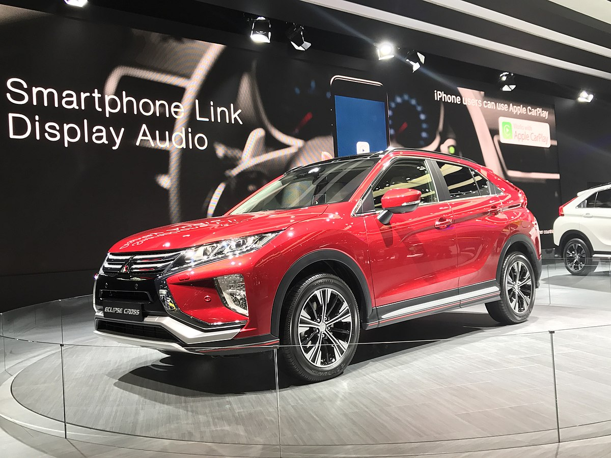 Mitsubishi Eclipse Cross Wikipedia