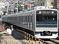Model 3000-Seventh of Odakyu Electric Railway.JPG