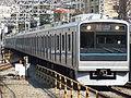 Model 3000-Seventh of Odakyu Electric Railway.JPG