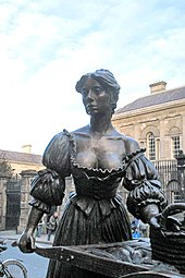 Beach boob community statue type