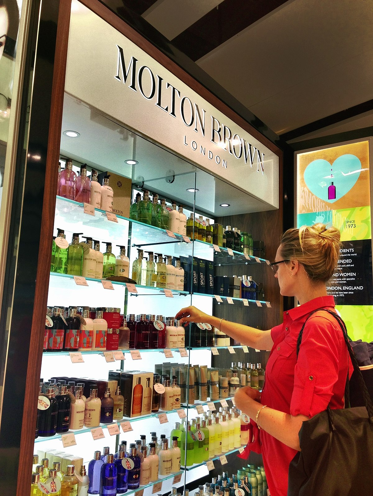 Molton Brown Wikipedia