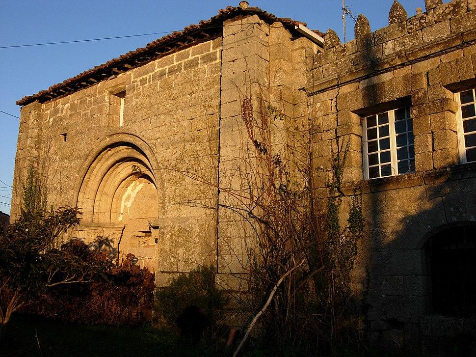 Monasterio de San Paio de Bóveda
