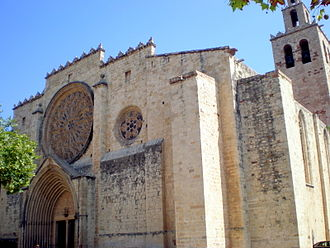 Sant Cugat del Vallès - Image: Monestir de Sant Cugat (Sant Cugat del Vallès) 23