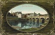 Monmouth 1910 Wye Bridge