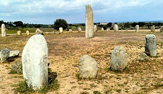 Monsaraz - The Megalithic monuments of the Cromlech of Xerez