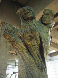 Montréal - Métro Lionel-Groulx, l'Arbre de Vie - 20050306.jpg