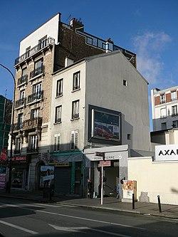 Robespierre (metrostation)