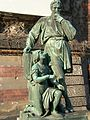 Monument of Michelangelo by Robert Härtel Wrocław.jpg