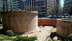 Monumentos funerarios de la Puerta de Gallegos - Córdoba 02.JPG