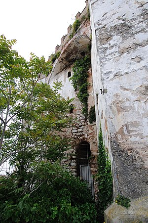 First Siege of Gibraltar - Some of the Moorish fortifications of Gibraltar, dating to this period, still stand today. The most prominent being the remains of the Moorish Castle.