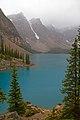 Moraine Lake in the Rain 4 (7974523586).jpg