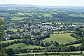 Moretonhampstead from Hingston Rocks - geograph.org.uk - 1442569.jpg