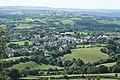 Moretonhampstead from Hingston Rocks - geograph.org.uk - 1442569.jpg