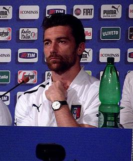 Morgan De Sanctis Italian former professional footballer