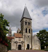 Morienval - abbaye - façade-2.jpg