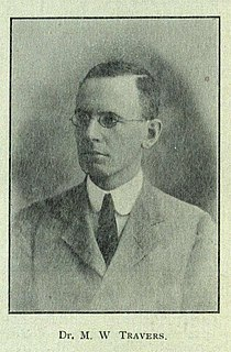 Morris Travers
