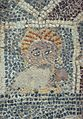 Mosaic in Maltezana at Analipsi, Astypalaia, 5th c AD, Apostle Astm08.jpg