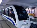 Moscow Monorail, Ulitsa Akademika Korolyova station (Московский монорельс, станция Улица Академика Королёва) (5573934869).jpg