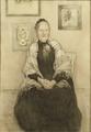 Mother (Carl Larsson) - Nationalmuseum - 24174.tif