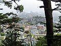Mount Olympus viewed from Buena Vista Park, July 2017.JPG