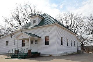 Mount Pleasant Methodist Church church building in Arkansas, United States of America