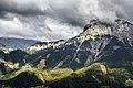 Mountain with wooded slopes (Unsplash).jpg