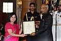 Ms. Gauri Maulekhi - -NariShakti Puraskar 2017 Awardee (Individual).jpg