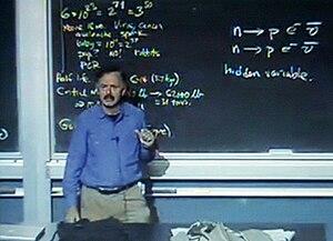 Richard A. Muller - Image: Muller antimatter